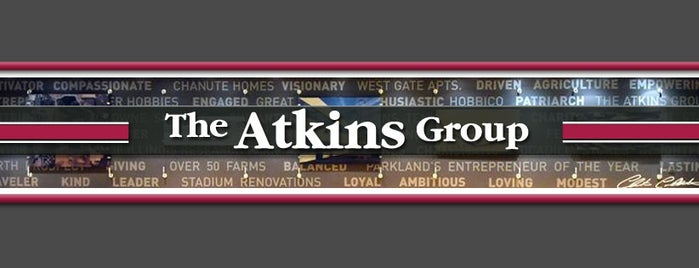 Atkins Group is one of Places to Go in CU.