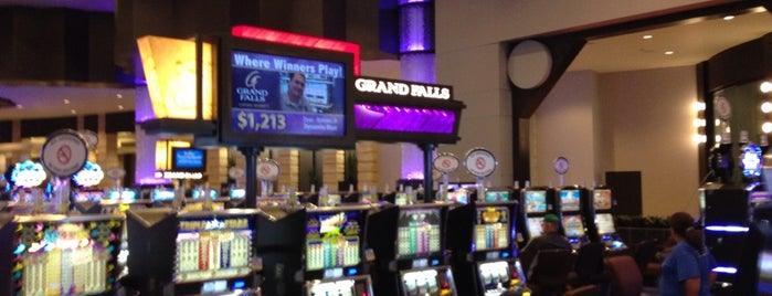 Grand Falls Casino is one of Sioux Falls' Top 50.