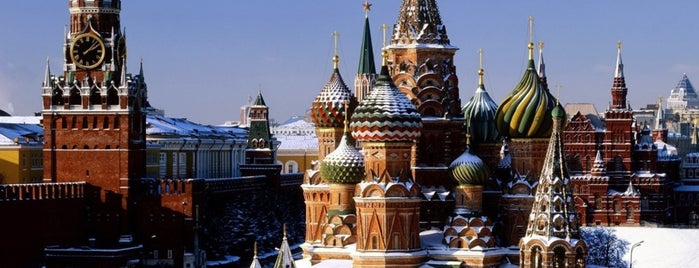 Москва / Moscow is one of 주변장소5.