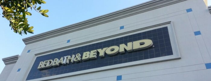 Bed Bath & Beyond is one of Top picks for Department Stores.