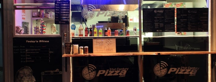 21st Century Pizza is one of NoConformity PDX.