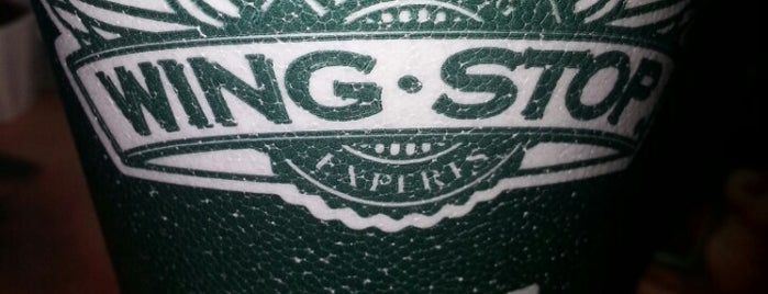 Wingstop is one of Top 10 dinner spots in Abilene, TX.