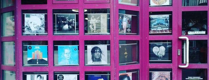 Mr Dead & Mrs Free is one of Vinyl in Berlin.