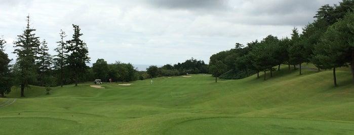 ザ・オーシャンゴルフクラブ is one of ゴルフ場(茨城).