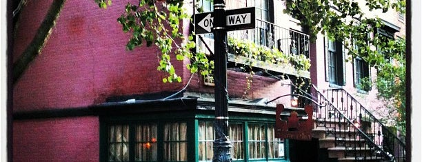 The Waverly Inn is one of Brunch.