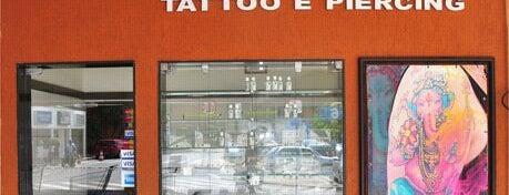 Electric Ink Tattoo Studio is one of Shopping Uberaba.