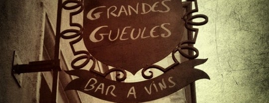 Les Grandes Gueules is one of Nightlife Spots in Nancy.