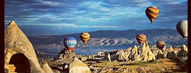 Cappadocia is one of 死ぬ前に訪れたい歴史ある場所.