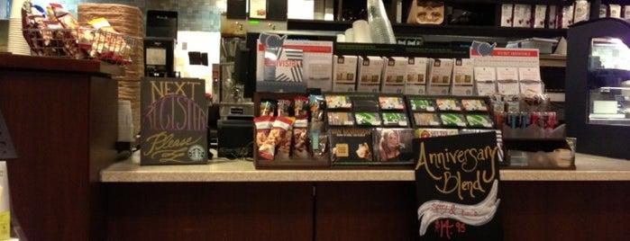Starbucks is one of Favorites.