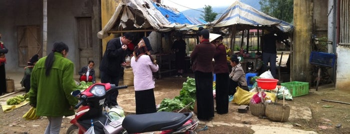 Chợ Mường Phăng is one of Điện Biên Place I visited.