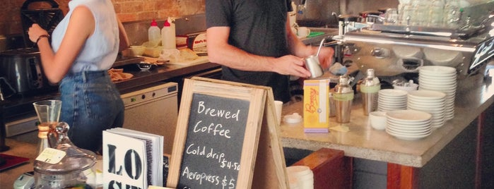 Reverends Fine Coffee is one of Best Cafes in Brisbane.