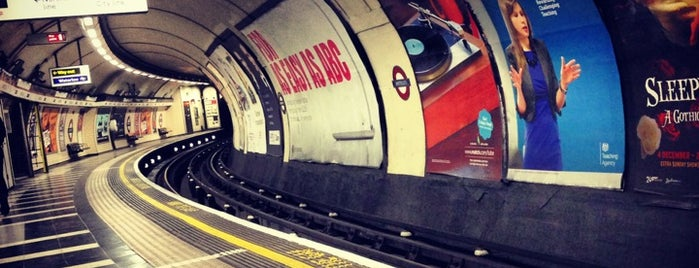 Lambeth North London Underground Station is one of Zone 1 Tube Challenge.