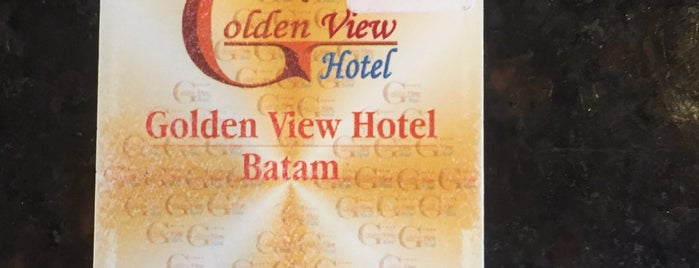 Golden View Hotel is one of Best Of Hotel.