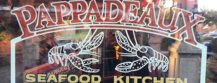 Pappadeaux Seafood Kitchen is one of Favorite affordable date spots.
