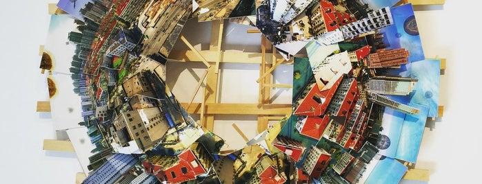 Lesley Heller Work Space is one of NY Museum&Gallery.
