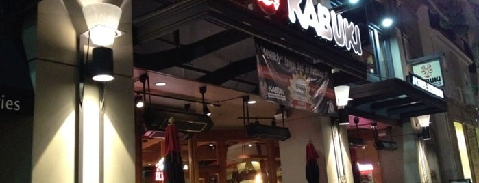 Kabuki Japanese Restaurant is one of Los Angeles.