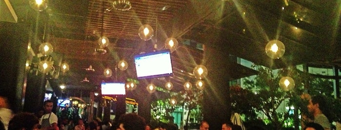 The Social is one of KL Bars.