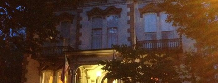 Hamilton Turner Inn is one of Savannah.