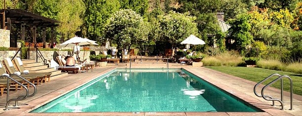 Calistoga Ranch is one of Spas.