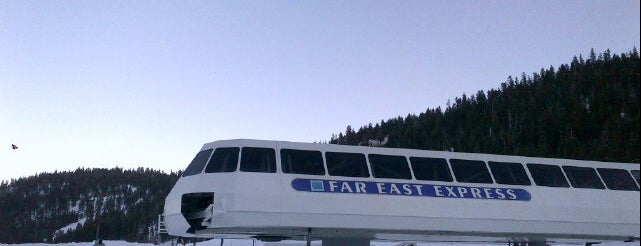 Far East Express is one of Squaw Lifts.