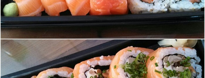 Wamaki Sushi Express is one of Melhores sushis.