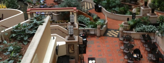 Embassy Suites by Hilton Washington DC Georgetown is one of Swanky Digz.