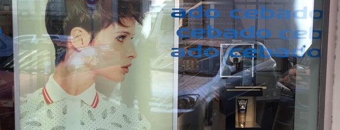 Cebado is one of Madrid - Where 2 cut ur hair.