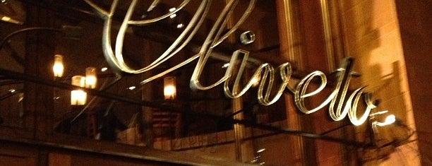 Oliveto Cafe & Restaurant is one of San Francisco.