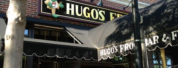 Hugo's Frog Bar & Fish House is one of Favorite Food.