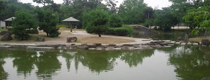 住吉公園 is one of 公園.