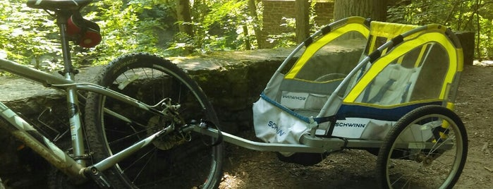 Wissahickon Creek Trail is one of Parks & Recreation.