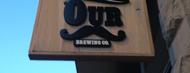 Our Brewing Co. is one of Michigan Breweries.