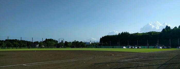 中田スポーツセンター球技場 (中田球技) is one of football.