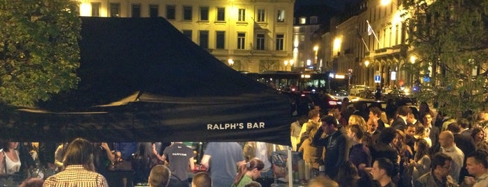 Ralph's Bar is one of The best after-work drink spots in België.