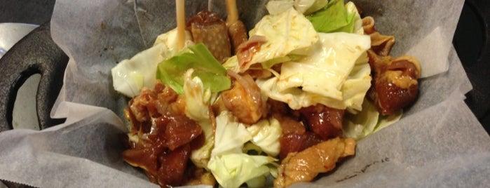 焼串鶏 お千代保稲荷店 is one of 気になるカフェ・レストラン.