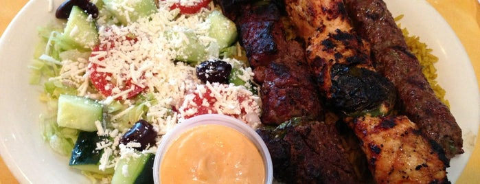 Gyro House Mediterranean Grill is one of Favorites.