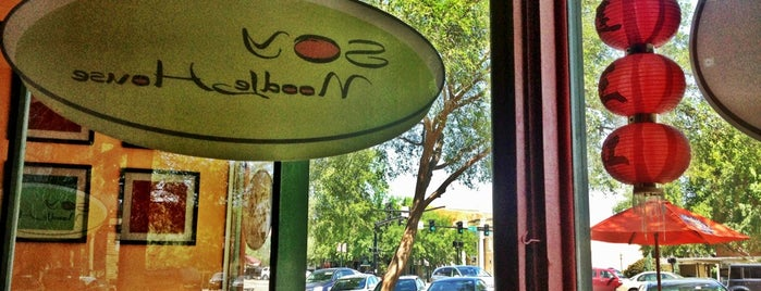 Soy Noodle House is one of Must-visit restaurants, cafes in Augusta.