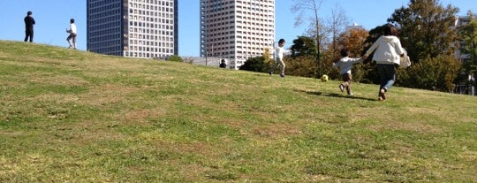 若潮公園 is one of 新浦安周辺の公園.