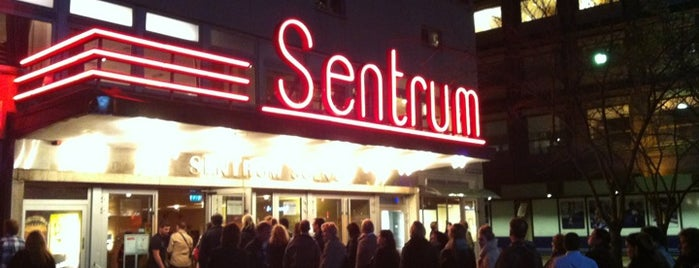 Sentrum Scene is one of Oslo City Badge - Kollen Roar.