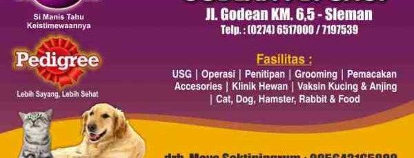 Godean Petshop & Care is one of Pet Shop.