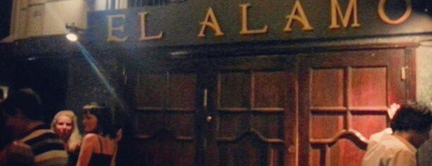 El Álamo is one of Bares y/o Pubs.