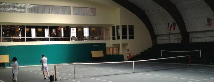 Tennis Club de Belgique is one of Steph's Tips.