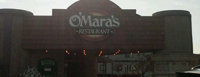 O'Mara's is one of Breakfast Spots.