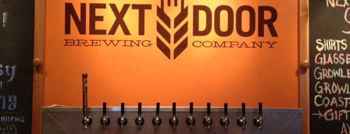 Next Door Brewing Company is one of Best Craft Beer Spots.