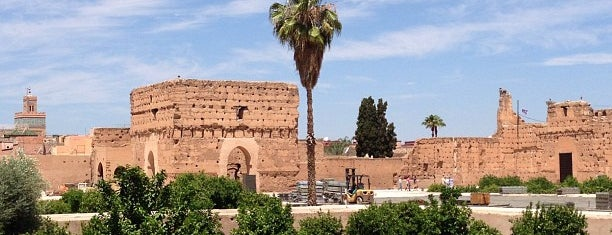 Palais El Badii is one of A local's guide: 48 hours in Marrakech, Morocco.