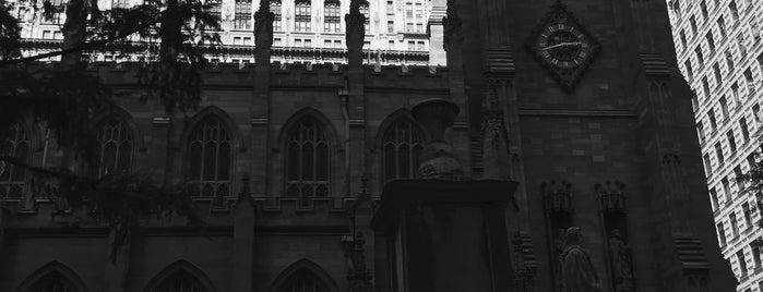 Trinity Church Cemetery is one of Occupy 1776: Revolutionary New York.