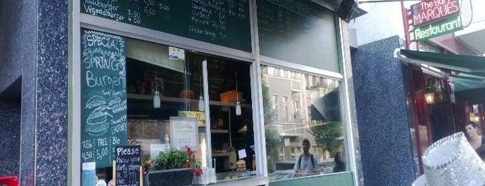 Hamburger Heaven is one of Berlin Tasty Food.