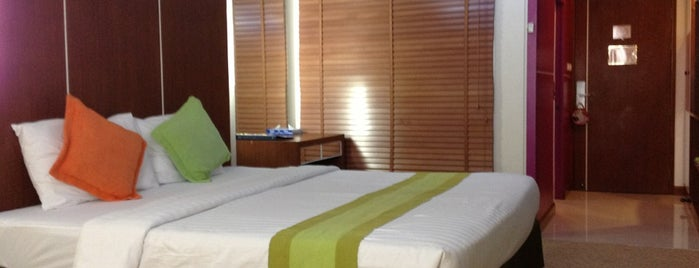 V-One Hotel Korat is one of Hotel.
