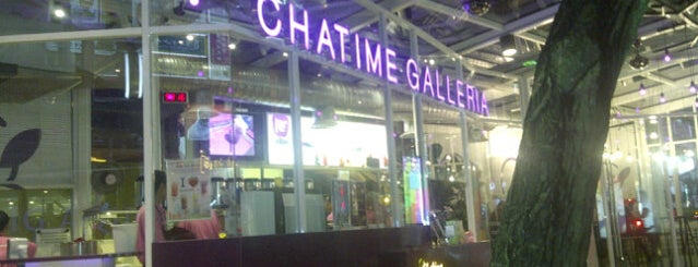 Chatime is one of Food.