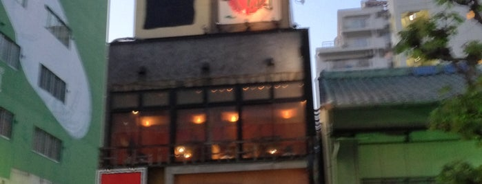 一蘭 名古屋栄店 is one of ラーメン同好会・名古屋支部.